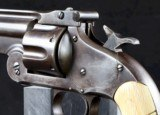 Smith & Wesson .44 HENRY RIM FIRE