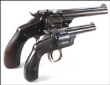 """Smith and Wesson """"Model1891""""Revolver."""