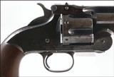 "Rare Serial Number ""76"" Smith & Wesson Model 3 American 1st. Model ""Oil Hole"" Variation, Single Action"