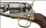 U.S. Fire-Arms Manufacturing Co.Engraved U.S. 1860 Army Model - 3 of 6