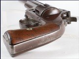 Scarce Documented U.S. Contract Smith & Wesson Model 3 American First Model Revolver. - 5 of 18