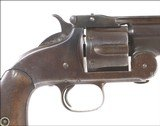 Scarce Documented U.S. Contract Smith & Wesson Model 3 American First Model Revolver. - 7 of 18