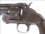 Scarce Documented U.S. Contract Smith & Wesson Model 3 American First Model Revolver. - 6 of 18