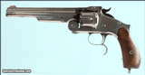 "Smith & Wesson - Very Attractive ""Old Model Russian"""