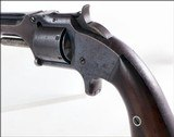 SMITH & WESSON MODEL #2 ARMY WITH 2-PIN FRAME - 8 of 8