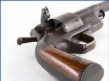ALLEN WHEELOCK Army .44 Lip-Fire Revolver...Early 1st. Model Loading Gate - 3 of 3
