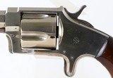 "IVER JOHNSON'S ""FAVORITE No. 4"" .41 Rim-Fire Spur Trigger Revolver - 4 of 6"