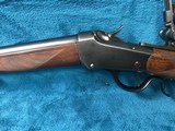 Winchester 1885 Low Wall 35/30-30 caliber