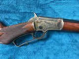 Exceptional Marlin 1892 Factory EngravedDeluxe model