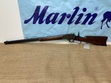 Marlin 94 in 32-20 with heavy bull barrel