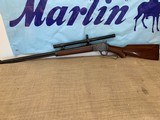Marlin 39 with Marlin Scope set up very rare