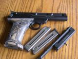 S&W model 22 A-1 two Bbl set- 3 of 5