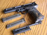 S&W model 22 A-1 two Bbl set- 2 of 5