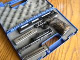 S&W model 22 A-1 two Bbl set- 1 of 5