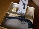 ColtPeacemaker 22 LR & MagnumMINT