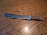LF&C Butcher knife unused