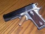 "Colt ""Commander"" 45 series 80 99.9% - 1 of 8"