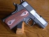 Colt New Agent 45 NIB - 2 of 3