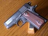 Colt New Agent 45 NIB - 1 of 3