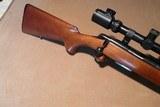 Remington model 788223 caliberVarmint