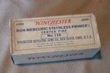 Winchester Non Mercuric Primers Brick 1000 - 1 of 2