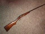 Ithaca shotgun Long Range double Barrel 410