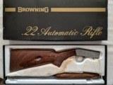 Browning Semi-Auto Grade II BELGIUM made Angelo Bee
