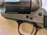 Colt 1st Gen SAA High Condition with Factory Letter - 3 of 9