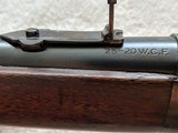 Winchester Model 1892 SRC .25-20 WCF Nice! - 3 of 15