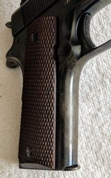 Colt Commercial Ace 22 LR with box - 11 of 12