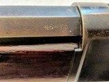 Winchester Model 1886 Semi-deluxe Rifle 45-70 - 19 of 24