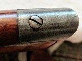 Winchester Model 1886 Semi-deluxe Rifle 45-70 - 23 of 24