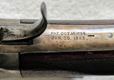 Wichester Model 1886 Deluxe Rifle - four digit serial number - 5 of 21