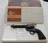 Colt SAA 3rd Gen .44 Special with Original Box