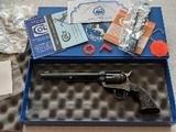 Colt SAA 3rd Gen Custom Shop 7 1/2 inch Blue 38-40 NIB 2005