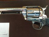 Colt SAA Peacemaker Centennial Commemorative Pair with matching numbers - 3 of 22