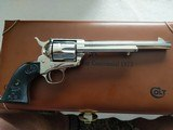 Colt SAA Peacemaker Centennial Commemorative Pair with matching numbers - 8 of 22
