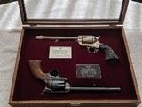 Colt SAA Peacemaker Centennial Cased Pair