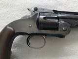 Smith & Wesson Model 3 American Second Model - 4 of 10