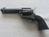 "Colt SAA 3rd Gen 4 3/4"" Blue/CC .44-40 NIB"