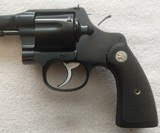 Colt New Service Model Shooting Master Unfired