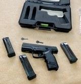 Steyr M9, 9mm, like new