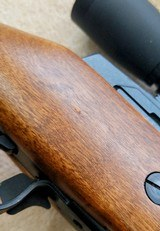 Ruger Mini-30 like new w/ Leopold Scope - 5 of 15