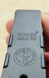 Ruger Mini-30 like new w/ Leopold Scope - 15 of 15