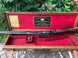 Lang and Hussey Imperial grade 12 bore 7 pin sidelock - 6 of 12