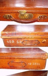1885 Alex Henry Take-Down Falling Block - 450bpe - cased w/ all accessories - 7 of 10