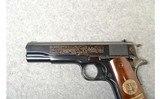 Colt ~ Government Model WW1 Commemorative ~ .45 ACP - 6 of 7