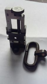 ENFIELD REAR SIGHT(JUNGLE CARBINE?) - 1 of 2