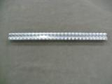 PICATINNEY RAIL SECTION EXTRUDED & MILLED T6 AIRCRAFT ALUMINUM 2 LENGTHS AVAILABLE- 2 of 4