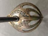 FRENCH CAVALRY OFFICER'S SWORD CIRCA LATE 1800'S - EXCELLENT - - 4 of 10